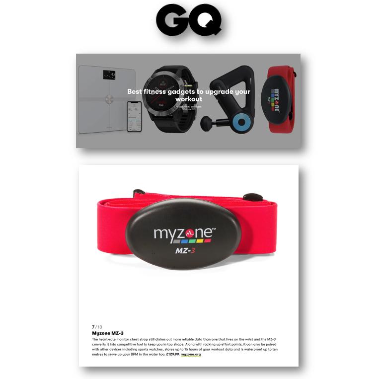 Myzone GQ