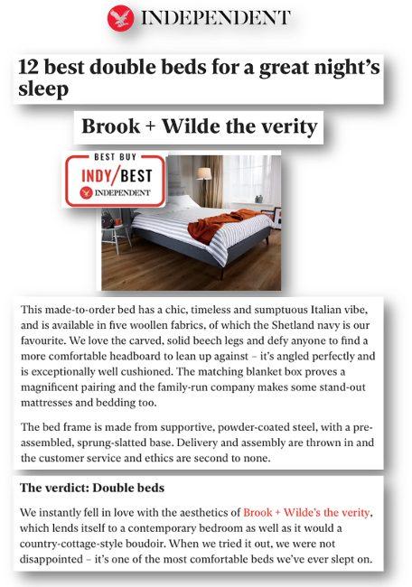 Brook Wilde coverage 1